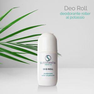 Substantia Deodorante al Potassio