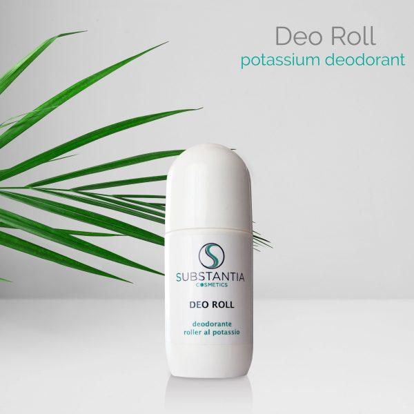 Substantia Potassium Deodorant